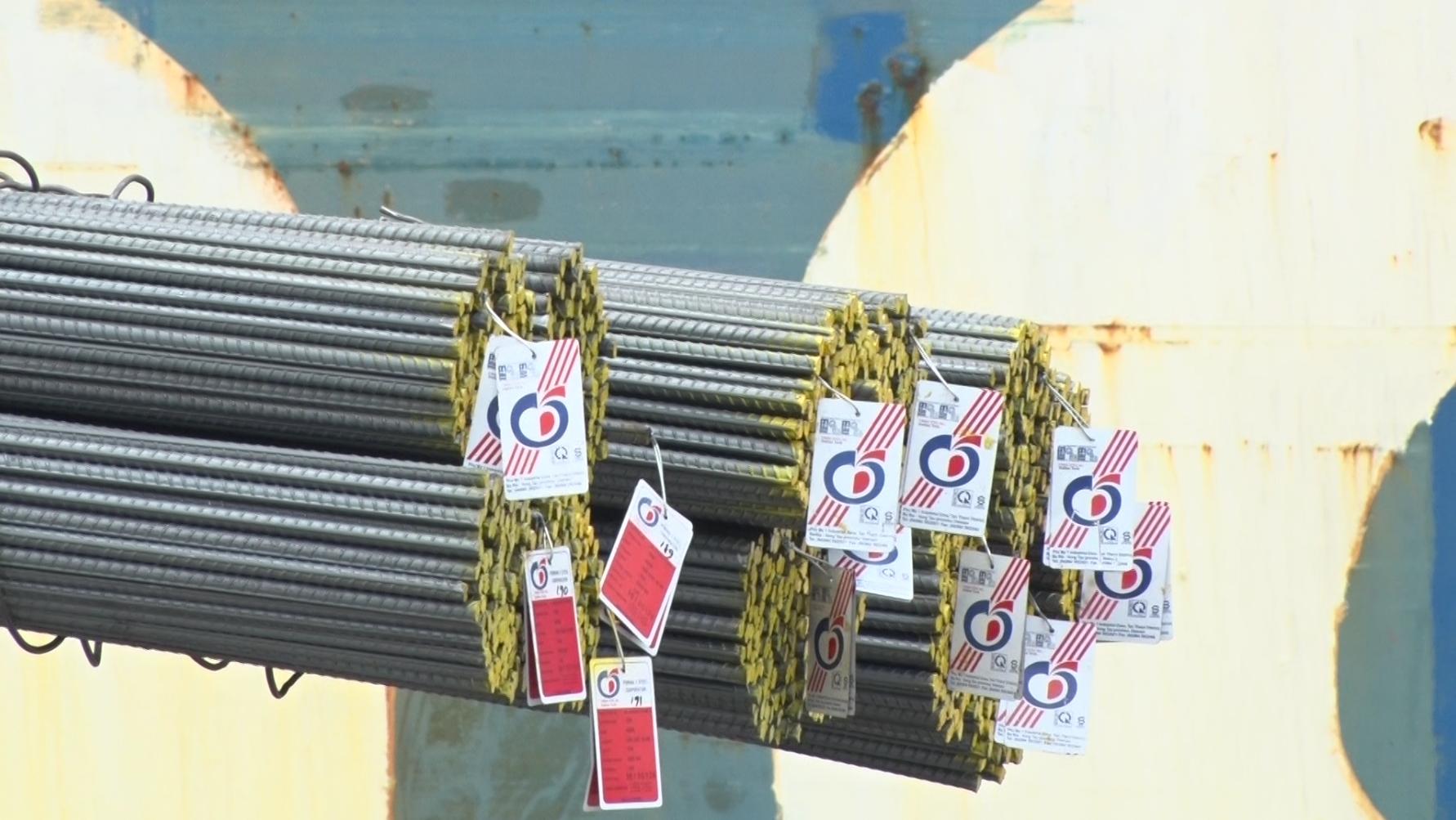 Pomina duy trì vị trí số 1 về xuất khẩu thép xây dựng năm 2018.